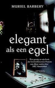Elegant als een egel - Muriel Barbery (ISBN 9789044618372)