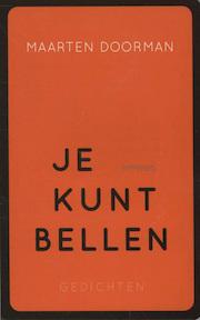 Je kunt bellen - Maarten Doorman (ISBN 9789044622331)
