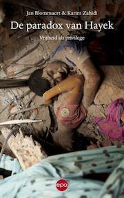 Paradox van Hayek - Jan Blommaert, Karim Zahidi (ISBN 9789491297618)