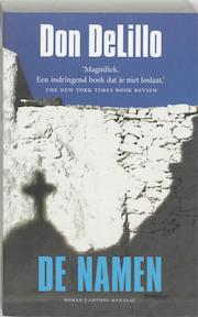 De namen - Don DeLillo (ISBN 9789041410443)