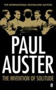 The Invention of Solitude - Paul Auster (ISBN 9780571284207)