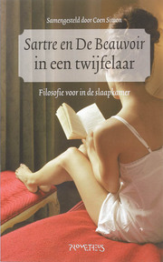 Sartre en de Beauvoir in een twijfelaar - Unknown (ISBN 9789044611472)