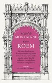 Over roem - Michel de Montaigne (ISBN 9789461059543)