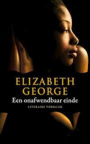 Een onafwendbaar einde - Elizabeth George (ISBN 9789022997574)