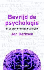 Bevrijd de psychologie - Jan Derksen (ISBN 9789035137219)
