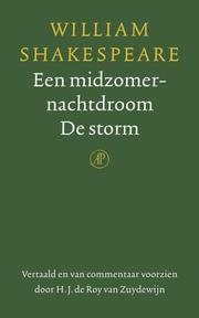 Een midzomernachtdroom / De storm - William Shakespeare (ISBN 9789029566414)