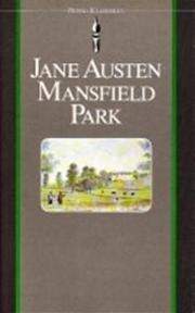 Mansfield park - Jane Austen (ISBN 9789027491725)