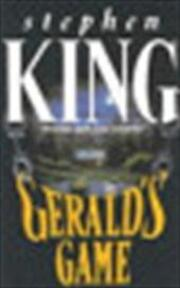 Gerald's game - Stephen King (ISBN 9780450586231)