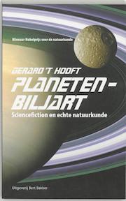 Planetenbiljart - Gerard 't Hooft (ISBN 9789035130265)