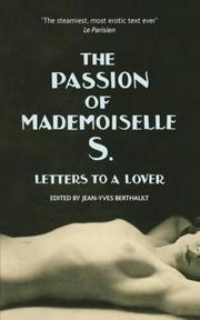 Passion Of Mademoiselles Export (ISBN 9781785150197)