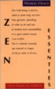Zen-essenties - V. T. / Franken Cleary (ISBN 9789063254131)