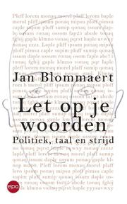 Let op je woorden - Blommaert (ISBN 9789462670679)
