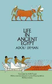 Life in Ancient Egypt - Adolf Erman (ISBN 9780486226323)