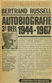 Autobiografie - B.[A.W.] Russell, Lore Coutinho (ISBN 9789023415268)