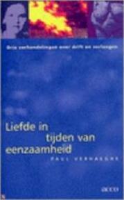 Liefde in tijden van eenzaamheid - P. Verhaeghe (ISBN 9789033440991)