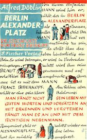 Berlijn Alexanderplatz - Alfred Döblin (ISBN 9789025365264)