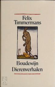 Boudewijn - Felix Timmermans (ISBN 9789061527916)