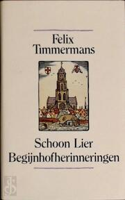 Schoon Lier - F. Timmermans, A. Keersmaekers (ISBN 9789061527923)