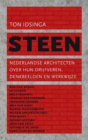 Steen - Ton Idsinga (ISBN 9789025366933)