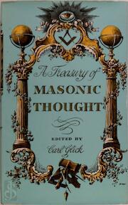 A Treasury of Masonic Thought - Carl Glick (ISBN 9780709134084)
