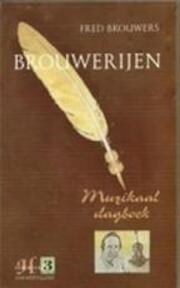 Brouwerijen 3 - Fred Brouwers (ISBN 9789052403052)