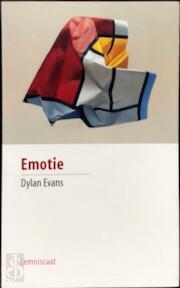 Emotie - D. Evans (ISBN 9789056374273)