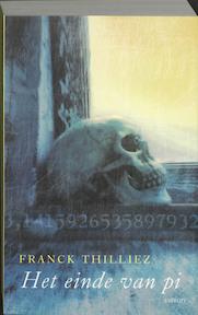 Het einde van Pi - Franck Thilliez (ISBN 9789021802350)