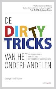 De dirty tricks van het onderhandelen - George Van Houtem (ISBN 9789077881521)