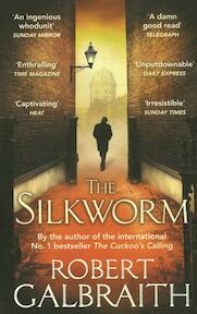 Silkworm - Galbraith R (ISBN 9780751549263)
