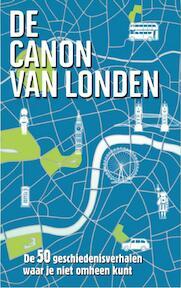 De canon van Londen - Roel Tanja (ISBN 9789045313207)