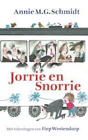 Jorrie en Snorrie - Annie M.G. Schmidt (ISBN 9789045115436)