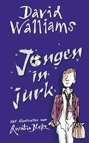 Jongen in jurk - David Walliams (ISBN 9789025745424)