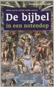 De bijbel in een notendop - Fokkelien Oosterwijk (ISBN 9789085642206)
