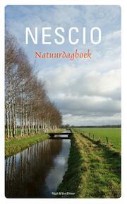 Natuurdagboek - Nescio (ISBN 9789038803838)