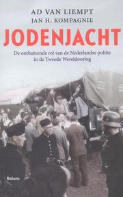 Jodenjacht - Ad van Liempt (ISBN 9789460033681)
