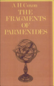 Fragments of parmenides - Coxon (ISBN 9789023221173)