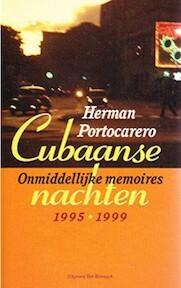 Cubaanse nachten - H. Portocarero (ISBN 9789056172640)