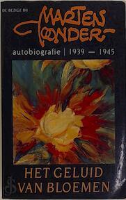 Het geluid van bloemen - M. Toonder (ISBN 9789023433309)