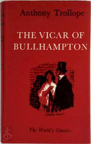 The vicar of bullhampton - Anthony Trollope