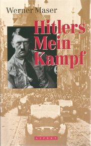 Adolf Hitlers Mein Kampf - Werner Maser (ISBN 9789075323306)