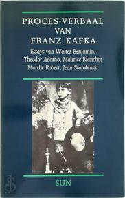 Proces-verbaal van Franz Kafka - Unknown (ISBN 9789061682707)