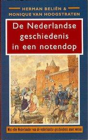 De Nederlandse geschiedenis in een notendop - Herman Beliën, Monique van Hoogstraten (ISBN 9789053336144)