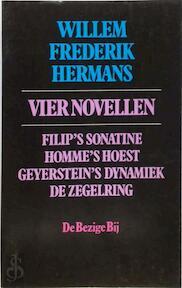 Vier novellen - Willem Frederik Hermans (ISBN 9789023433071)