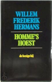 Homme's hoest - Willem Frederik Hermans (ISBN 9789023407300)