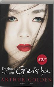 Dagboek van een Geisha - Arthur Golden (ISBN 9789041410054)