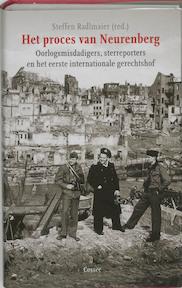Het proces van Neurenberg - S. Radlmaier (ISBN 9789059360938)