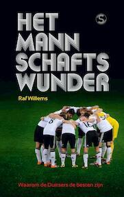Het Mannschaftswunder - Raf Willems (ISBN 9789029583466)