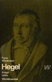 Hegel - Franz Wiedmann (ISBN 9789029395816)