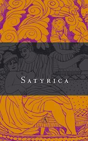Satyrica - Petronius (ISBN 9789025341978)