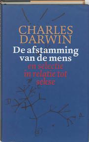 De afstamming van de mens - Charles Darwin (ISBN 9789057121036)